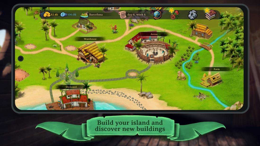 pirate island elly
