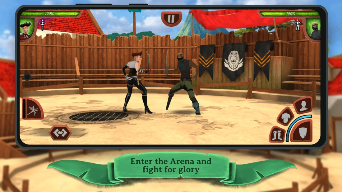 pirate arena elly and the ruby atlas