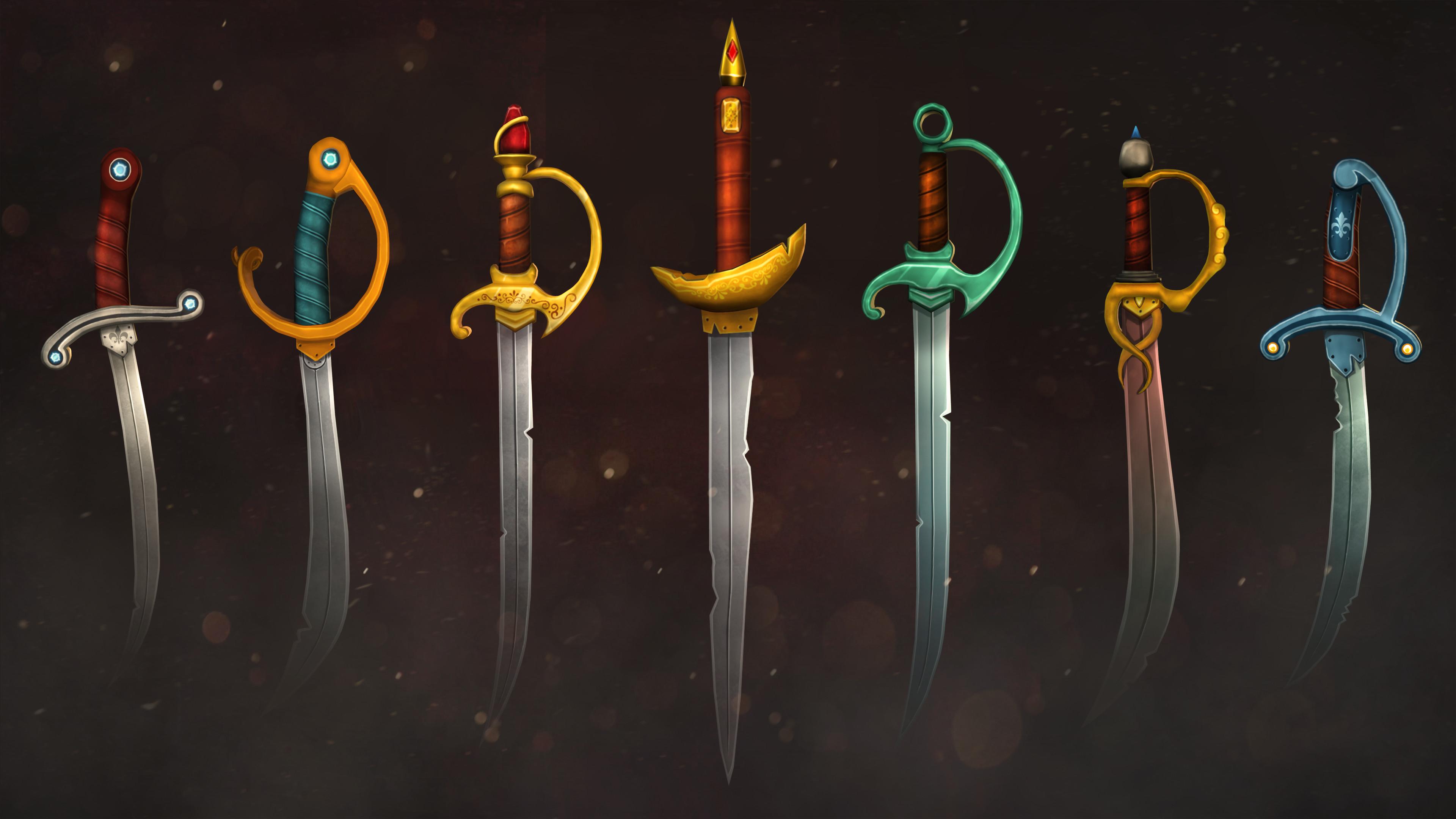 Sword assets
