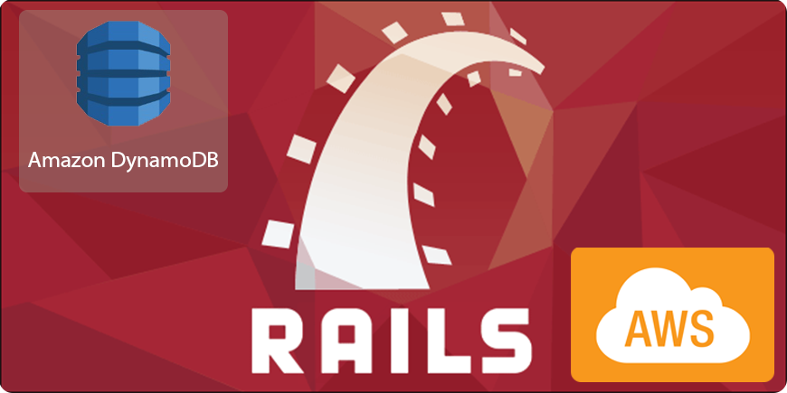 How to save data to Amazon DynamoDB using Ruby on Rails