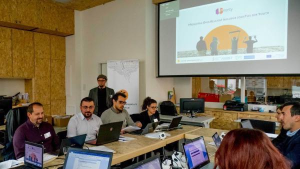 PRIORITY Erasmus+ Project - Meeting