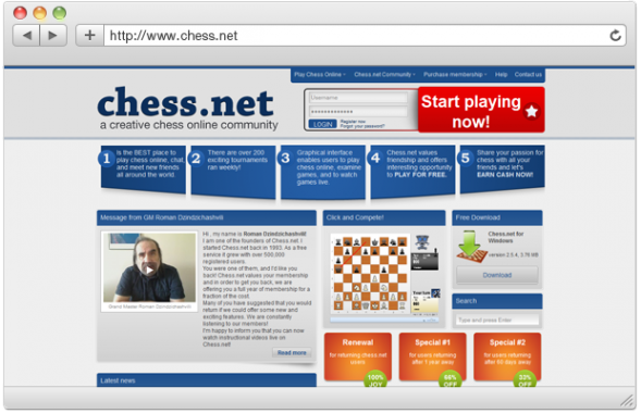 Chess Project