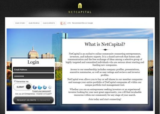 Net Capital project