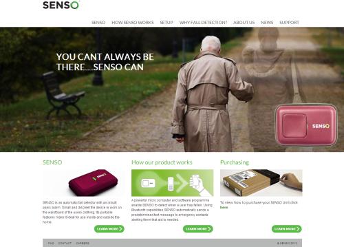 Senso web app