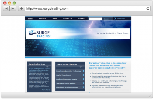 Surge Trading Project