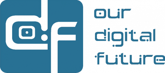 Our Digital Future project logo