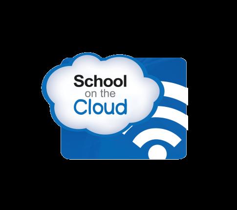 School on the cloud image