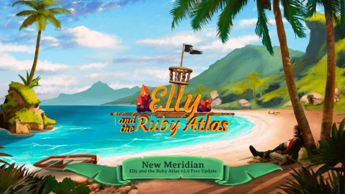 ASSIST Software New Meridian Elly and the Ruby Atlas v2.0 Free Update
