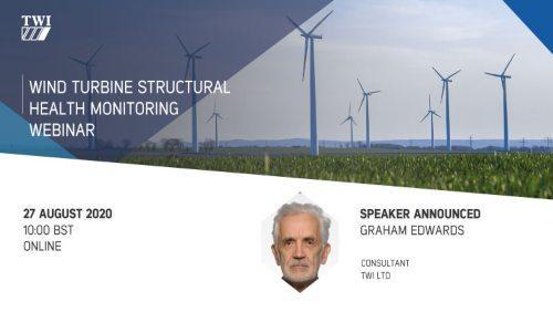 BLADESAVE Wind Turbine Structural Health Monitoring Webinar - promo image