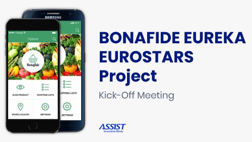 BONAFIDE EUREKA-EUROSTARS Project - Kick-Off Meeting-ASSIST Software Romania