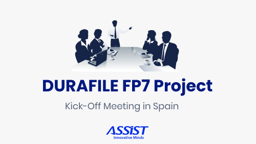 Durafile FP7 Project Kick-Off Meeting in Spain - ASSIST Software Romania