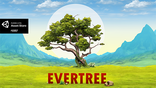 EVERTREE 2D Asset Package for Unity projects