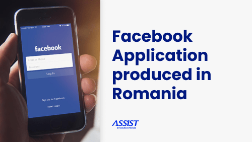 Facebook Application produced in Romania- ASSIST Software