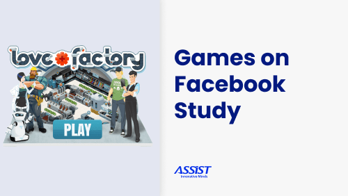 Games on Facebook Study-ASSIST Software Romania