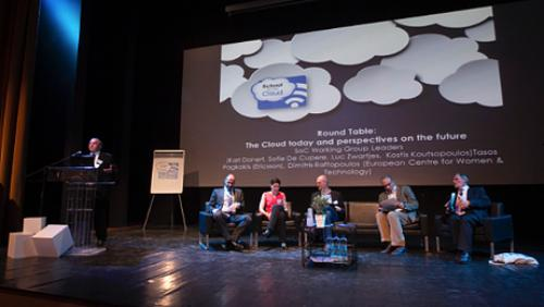 School on the Cloud - 1st Erasmus+ European Summit in Greece  - promoted picture