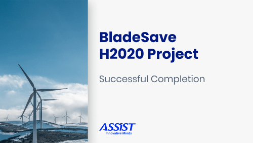 Successful completion of the BladeSave H2020 project - promo image