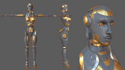 The Art and the technology behind CG Animations