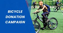 Biciclete Salvati Copiii ASSIST Software Campanie