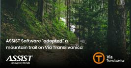 ASSIST Software Via Transilvanica traseu