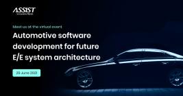 Automotive Software Development for Future E/E System Architectures online event