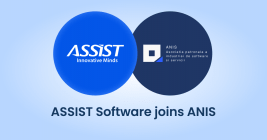 ASSIST Software and ANIS partnership logo