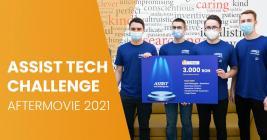 ASSIST Tech Challenge Student Winners