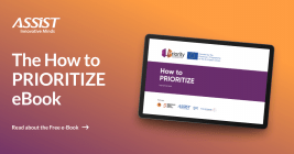 ASSIST Software The How to PRIORITIZE eBook, Read About the free Ebook, tablet