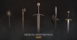 Medieval Weapons Pack Assist Software