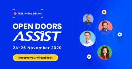 ASSIST Open Doors 2020 Online Edition