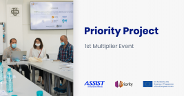 The 1st Multiplier Event for the Priority Project