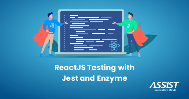 ASSIST Software ReactJS Testing with Jest and Enzyme, coding