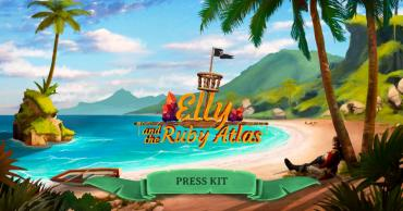 Elly and the Ruby Atlas Press Kit
