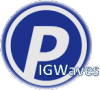 Pigwaves logo